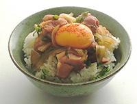 調理例(地鶏かつお2)